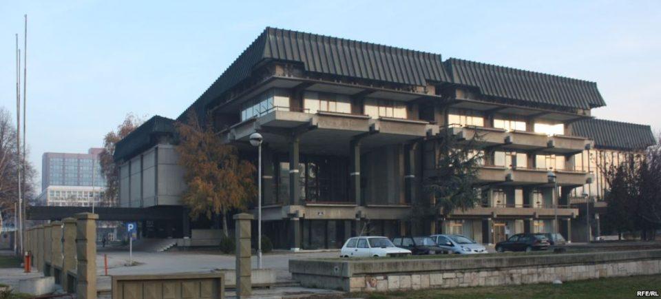 """Отворање на изложбата """"Од уметничката ризница на Бигорскиот манастир"""" во МАНУ"""