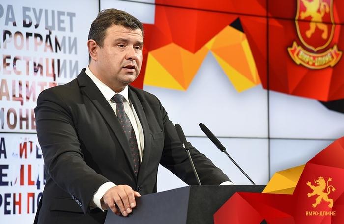 """Мицевски: По се изгледа терминот """"блокада на Собранието"""" и стана како еден лајтмотив на целата владејачка гарнитура"""
