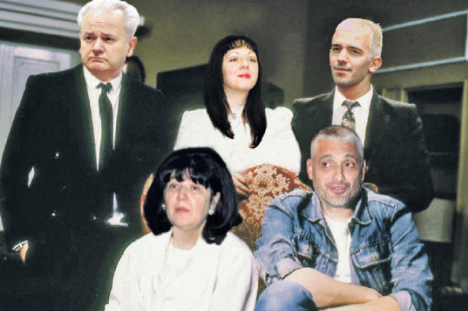 Се снима ТВ-серија за семејството Милошевиќ