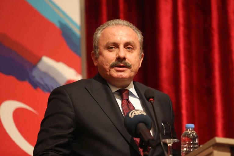 Претседателот на турското Собрание во посета на земјава
