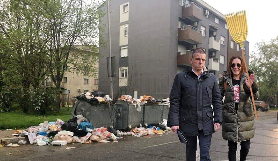 Вработените во јавниот сектор ќе чистат на 20 локации во Скопје