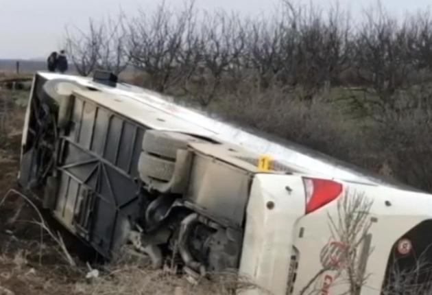 Тргнале на излет, завршиле во провалија: Детали за несреќата на македонскиот автобус