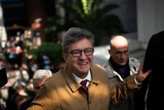Лидерот на француската левица осуден на три месеци условна казна затвор