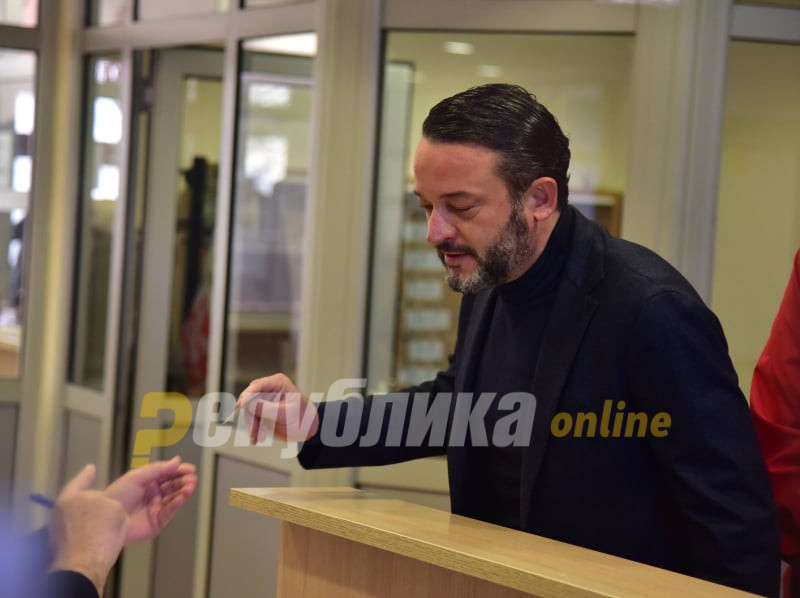"""Снимките на Камчев ќе се презентираат на судењето за """"Рекет"""""""