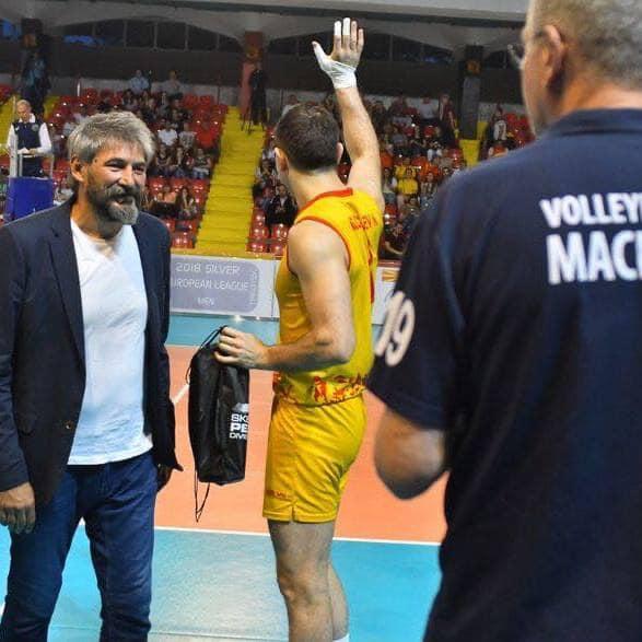 Петар Јовановски претседател на Балканската одбојкарска асоцијација, а Македонија домаќин на Балканијада 2020