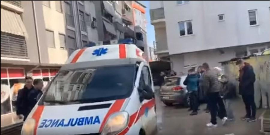 Дванаесетмина повредени во пожарот во Тетово- сите повредени итно пренесени во болница
