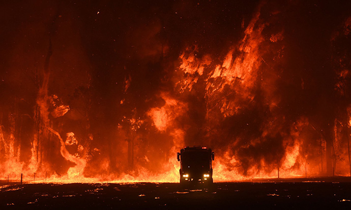 Запален автомобил во Прилеп