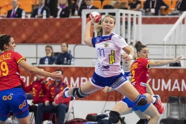 Русија – Холандија и Шпанија – Норвешка ќе играат во женското ракометно полуфинале на СП