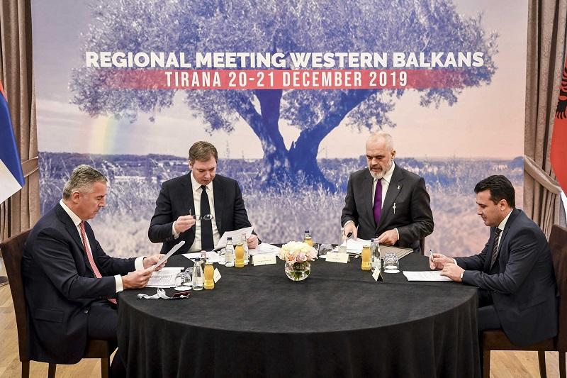 Добрососедските односи донесоа повеќе придобивки, заклучија лидерите од Западен Балкан