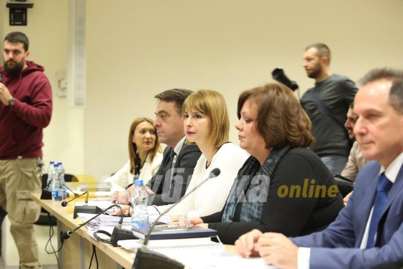 Фрчкоска: Имаме доволно докази и судот ќе може да донесе правилна одлука
