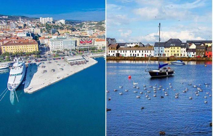 Ријека и Голвеј – престолнини на европската култура во 2020
