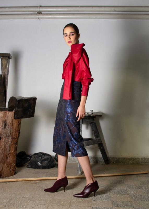 """Јубилејна """"10/22"""" колекција на модната дизајнерка Росица Мршиќ"""
