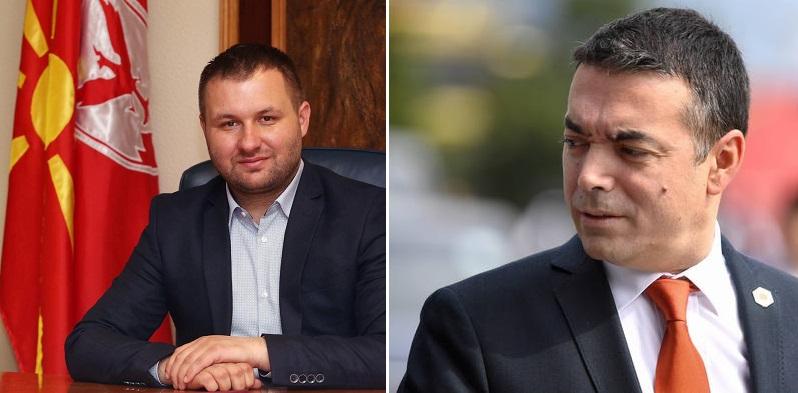 Градоначалникот Богдановиќ: Димитров е идиот