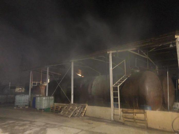 Кривична од Град Скопје против фирмата на која и истече солна киселина