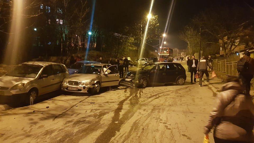 Сообраќајна несреќа во Радишани