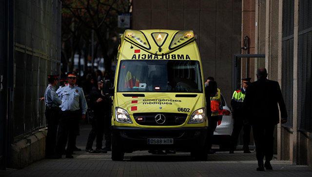 Експлодираа пиротехнички сретства во Шпанија, има повредени, а прославата е прекината