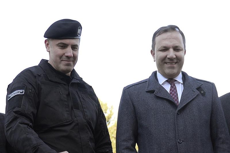 Димовски заминува од ЕИП, нови началници на СВР Скопје, Струмица, Штип