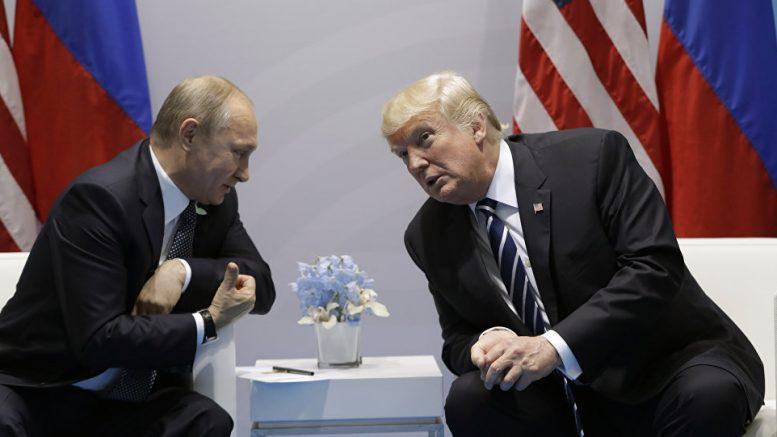 Трамп: Здравиот разум налага да се повика Путин на Самитот на Г7
