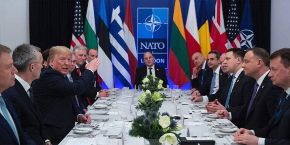 Трамп им плати ручек само на лидерите кои даваат 2% за одбраната