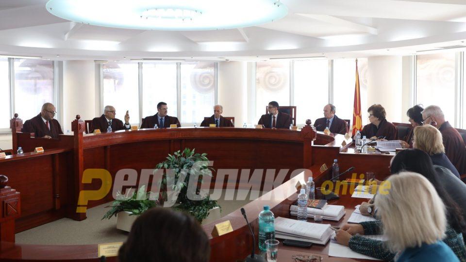 Уставниот суд ја прифати иницијативата на Левица за Законот за јазици