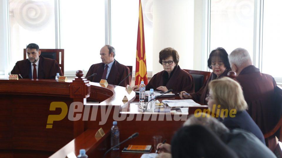 Уставен суд се произнесе: Собранието има право да одлучи кому ќе даде амнестија