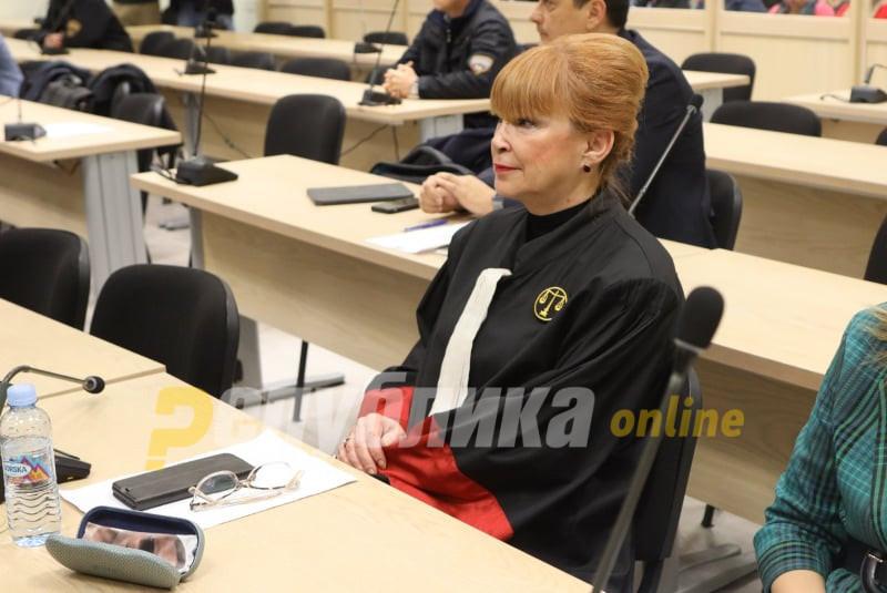 Русковска до ВМРО-ДПМНЕ доставила опомена пред тужба за клевета