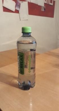 Вода со канабис во македонските маркети!