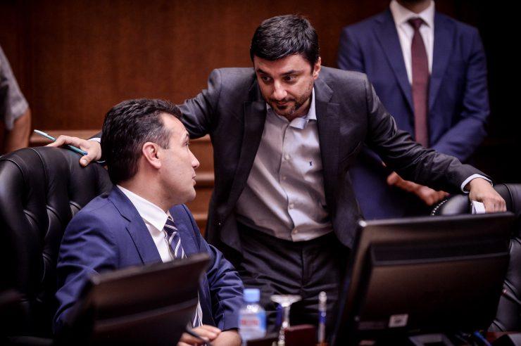 Поразот сè поизвесен: Заев си ги спасува кадрите, Забрчанец од Кабинетот префрлен во Генералниот секретаријат