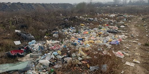 Жителите на Ѓорче Петров на протест против загадувањето