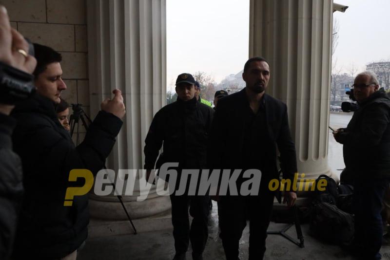 Зоран Милески – Кичеец влезе во затворот во Струга