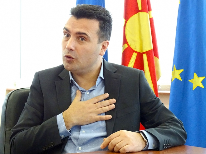 Ѓорѓиевски: Кога Заев ја кажува приказната за бардињата изгледа мисли на својот татко кој крадел струја од бандера на тие милиони