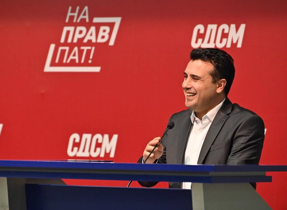 """Бомбите го докажуваат тврдењето на светски """"Економист"""" за хибриден режим во Македонија"""