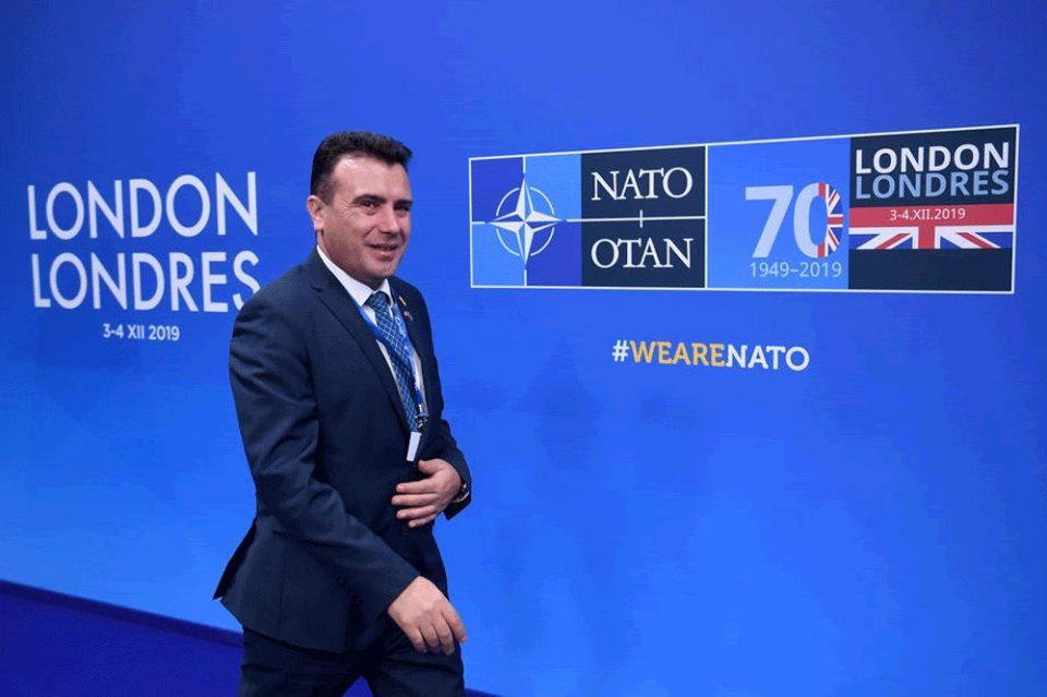 Заев за годишнината на НАТО: Национална гордост и успех е членството во НАТО-семејството