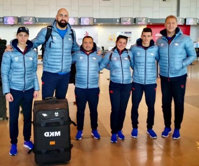 Перо Антиќ на чело на македонскиот тим кој ќе учествува на Зимските младински олимписки игри во Лозана