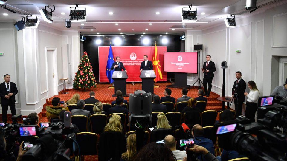 Спасовски, техничкиот премиер: Иако доживеавме разочарување, прифативме дека стратегиската грешка бргу ќе биде поправена