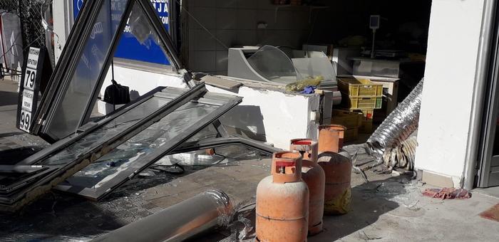 Експлодира плин во рибарница во Битола: Повредена е вработената