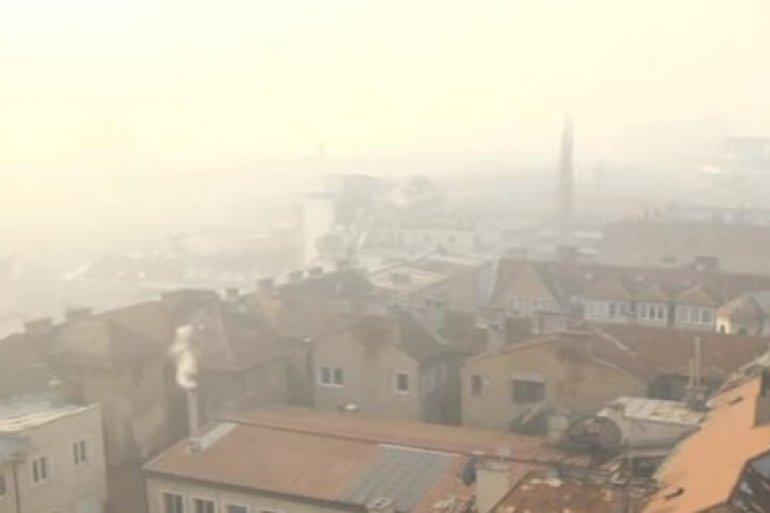 И денеска се будиме во магла, прогнозите велат ќе се расчисти