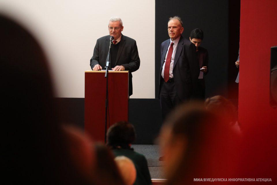 Во Скопје одбележано потпишувањето на Елисејскиот договор помеѓу Франција и Германија
