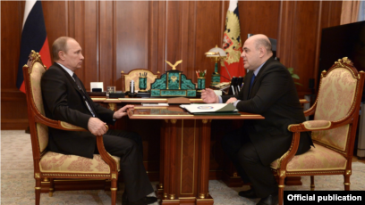 Eве кој е моќниот Михаил Мишустин, идниот премиер на Русија
