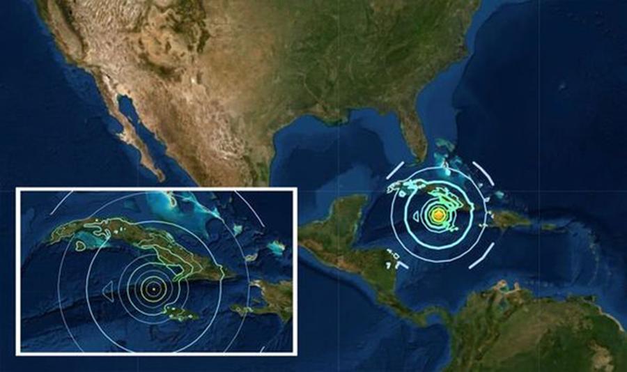 Земјотрес со јачина од 7,4 степени ја погоди Јамајака