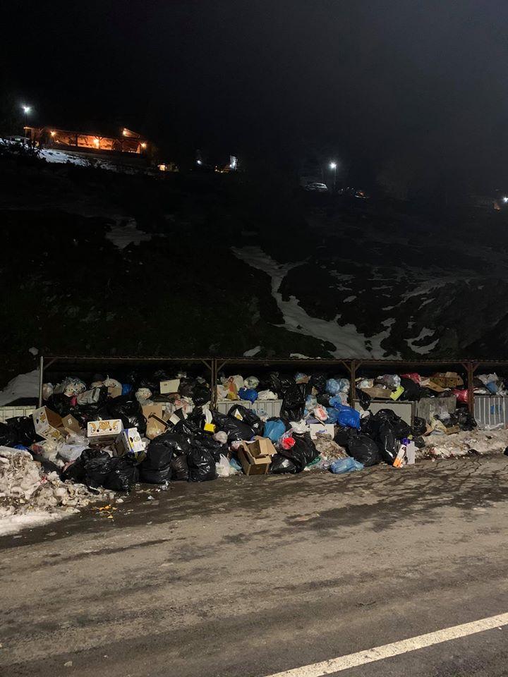 Попова Шапка полна со ѓубре: Повелете скијачи и останати љубители на планината, туристичкиот бисер претворен во депонија