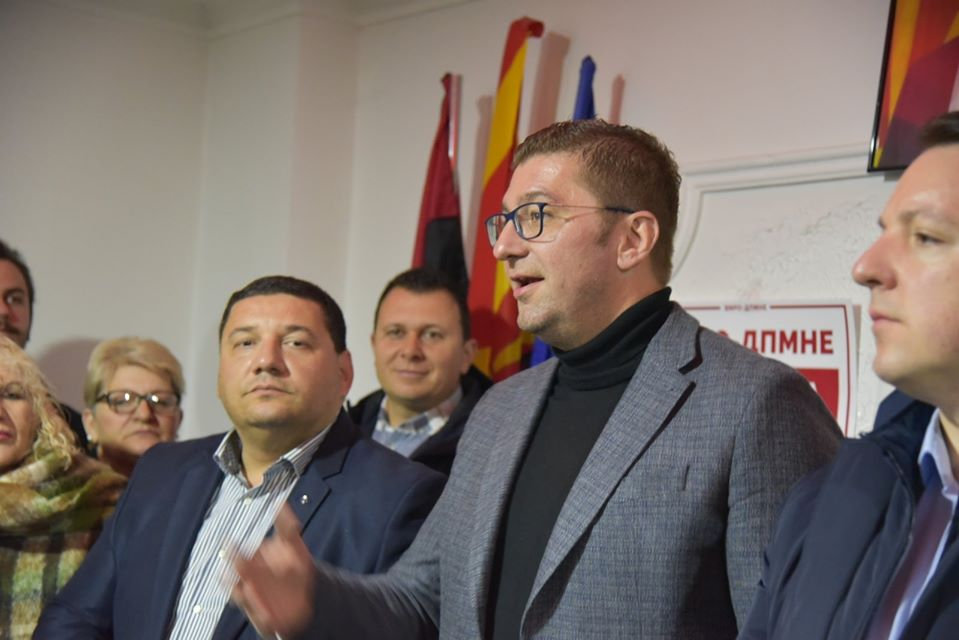 Мицкоски од Прилеп порача: Народот е револтиран зашто во Македонија владее хибридниот режим на Заев