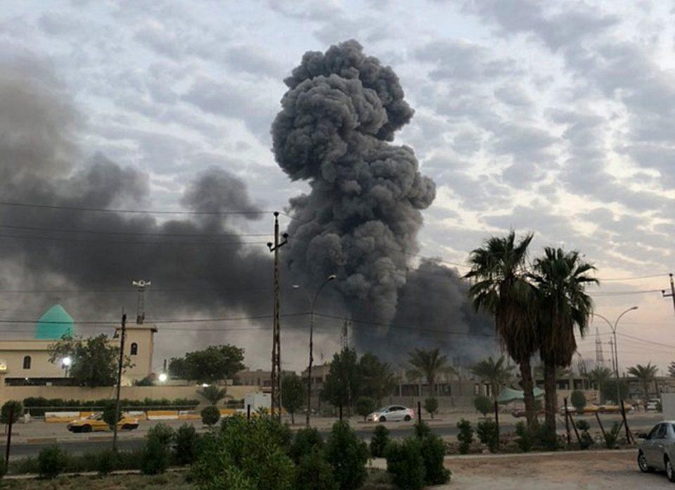 Има повредени во вечерашниот ракетен напад во воздушната база во Ирак