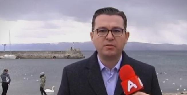 Трипуновски: Владата покажува негрижа за Охридското езеро, во опасност и рибниот фонд