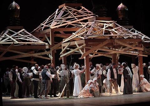 """Операта """"Евгениј Онегин"""" в петок на сцената на Опера и балет"""