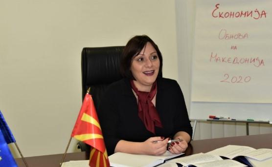 Димитриевска-Кочоска: На економскиот совет не беа ставени мерките на ВМРО-ДПМНЕ