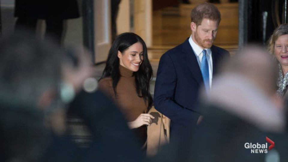 Принцот Хари и Меган Маркл најавија тужби за канадските папараци