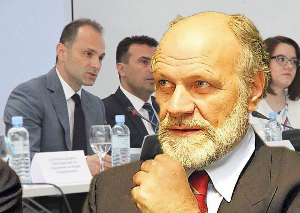 Венко Филипче го потврди криминалот за Клиничката болница Штип