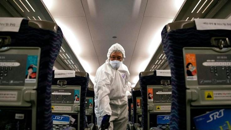 Koрона вирусот стигна и во Франција