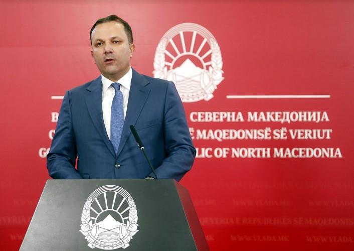 Опозицијата да ја почитува забраната за собири заради заштита на безбедноста на граѓаните, апелира Спасовски
